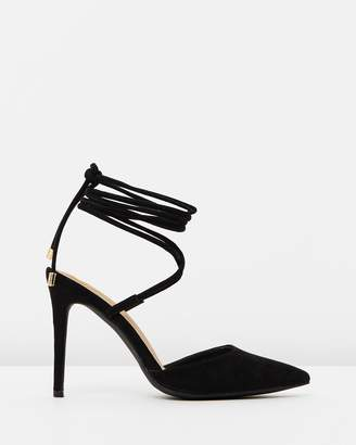 Spurr ICONIC EXCLUSIVE - Kiralee Lace Up Heels