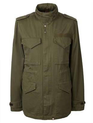 Pretty Green Cotton M65 Jacket