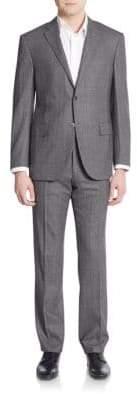 Corneliani Regular-Fit Academy Virgin Wool Suit