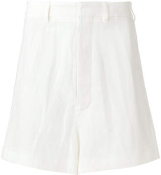 Ann Demeulemeester tailored-style shorts