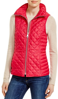 Marc New York Ellis Quilted Puffer Vest $98 thestylecure.com