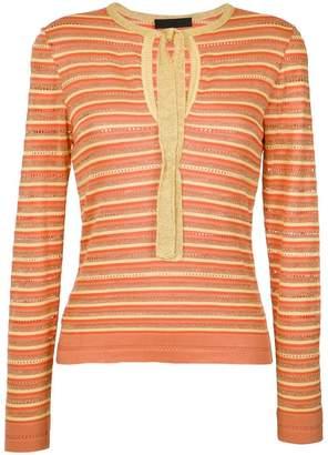 Nk knit blouse
