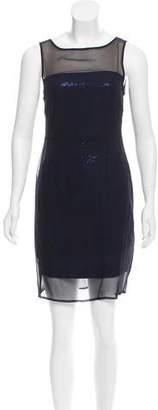 Bailey 44 Sleeveless Sequin Mini Dress