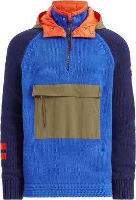 Ralph Lauren Hi Tech Hooded Sweater