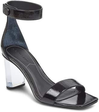 KENDALL + KYLIE Women's Lexx Patent Leather & Lucite High-Heel Sandals