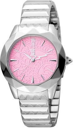 Just Cavalli 35mm Rock Sangallo Bracelet Watch