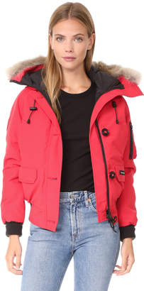 Canada Goose Chilliwack Bomber $795 thestylecure.com