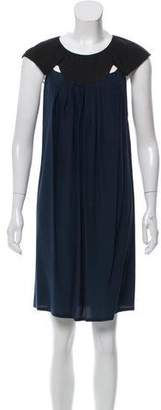 Narciso Rodriguez Knee-Length Silk Dress