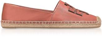 Tory Burch Tramonto Spark Gold Ines Espadrilles