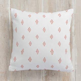Little Diamond Dots Self-Launch Square Pillows