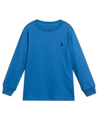Polo Ralph Lauren Childrenswear Classic Long Sleeved T-shirt