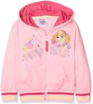 Nickelodeon Girl's Paw Patrol Team Skye Sweatshirt