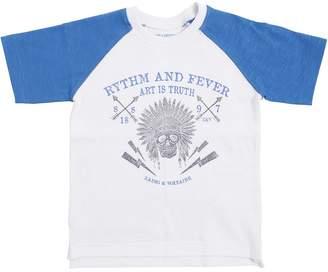 Zadig & Voltaire Zadig&voltaire Two Tone Light Cotton Sweatshirt T-Shirt