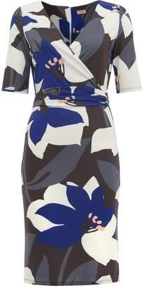 Phase Eight Lana Floral Print Dress