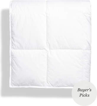 Down Town Company Hungarian White Goose Down Comforter (Summer Weight)