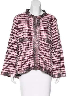 Chanel Cashmere Embellished Cardigan w/ Tags