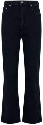 A Gold E Agolde Realm High-Rise Jeans