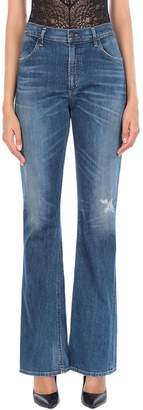 Citizens of Humanity Denim pants - Item 42695496SK