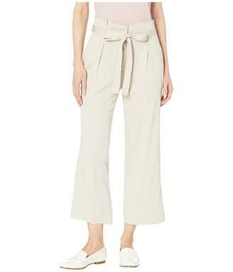 Jones New York Paperbag Waist Pants w/ Self Tie