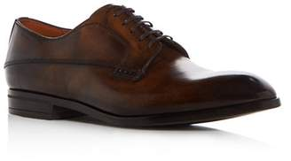 Bally Men's Lantel Leather Plain Toe Oxfords