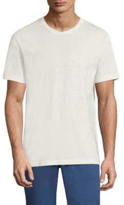 Salvatore Ferragamo Cotton Graphic Tee