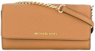 MICHAEL Michael Kors Jet Set Travel chain wallet