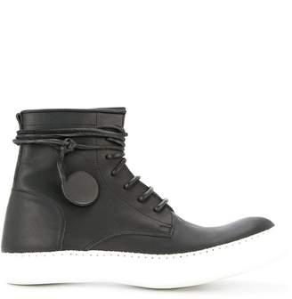 C Diem 6 hole Vacchetta boots