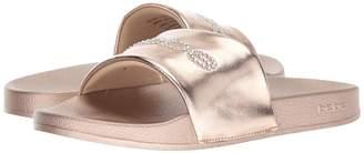 Bebe Felizia Women's Slide Shoes