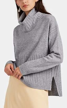 Derek Lam 10 Crosby Women's Cashmere Turtleneck Sweater - Gray