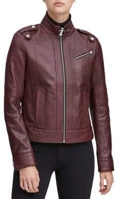 A. MARC NY Rego Moto Jacket