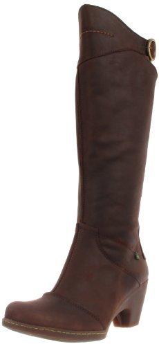 El Naturalista Women's N863 Knee-High Boot