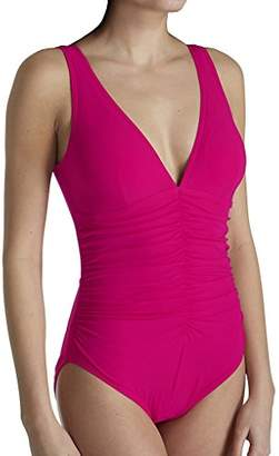 CoCo Reef Contours by Women's V-Neck One Piece Swimsuit