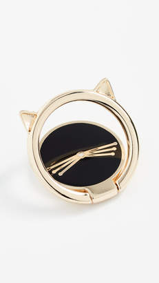 Kate Spade Cat Ring iPhone Stand