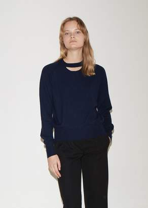 Maison Margiela Gauge 14 Decortique Cashmere Knit Sweater