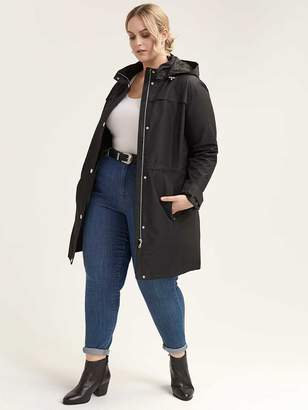 a6841ae470f Plus Size Rain Coat - ShopStyle Canada