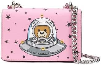 Moschino Space Teddy mini bag