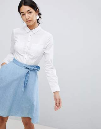 French Connection Hennessy Shirt Dress