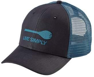 Patagonia Live Simply® Spork Trucker Hat