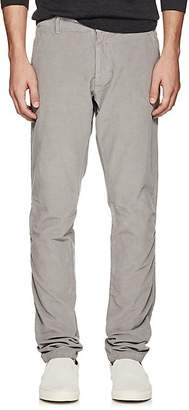 Tomas Maier MEN'S COTTON CORDUROY STRAIGHT-LEG TROUSERS