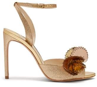 Sophia Webster Soleil glitter sandals