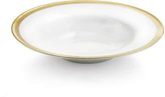 Michael Aram Goldsmith Rimmed Bowl