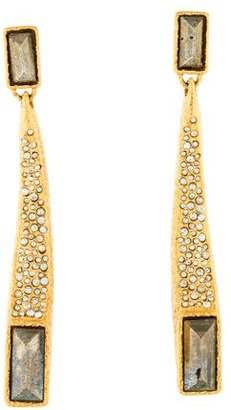 Alexis Bittar Statement Earrings $125 thestylecure.com