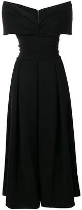 Preen by Thornton Bregazzi long empire line dress