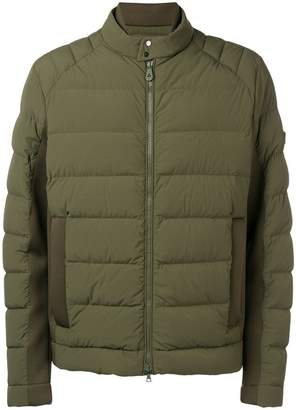 Peuterey band collar padded jacket