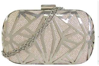 city design Metal Covered Clutch