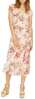 Sanctuary Jolynn Floral Midi Dress