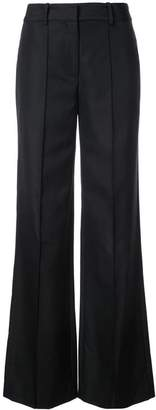 ADAM by Adam Lippes creased flared trousers