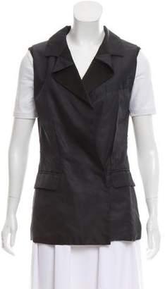 Lanvin Tailored Notch-Lapel Vest