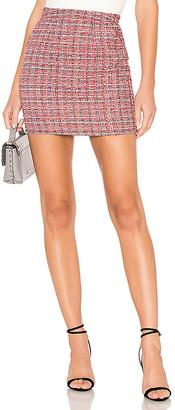 About Us Betsey Mini Skirt