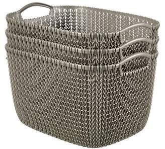 Keter Curver Plastic Basket